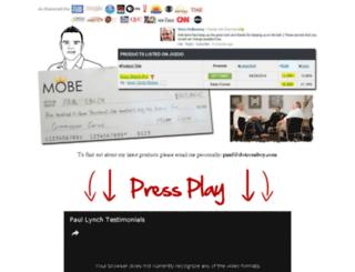 dotcomboy.com screenshot