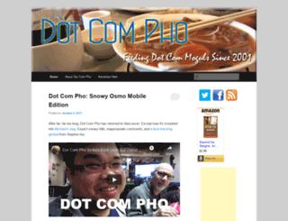 dotcompho.com screenshot