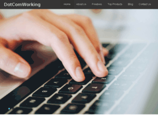 dotcomworking.com screenshot