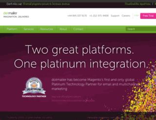 dotdigitalblog.com screenshot