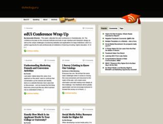 doteduguru.com screenshot