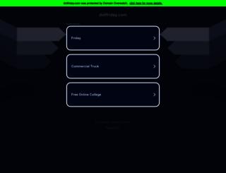 dotfriday.com screenshot