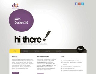 dotinnovative.com screenshot