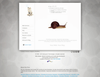 dotlaunch.com screenshot