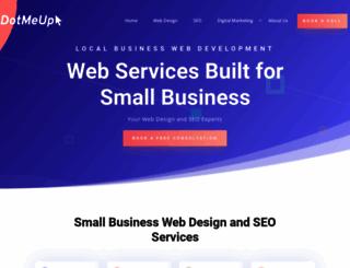 dotmeup.com screenshot