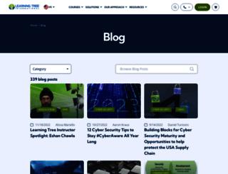 dotnet.learningtree.com screenshot
