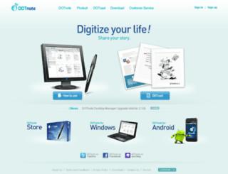 dotnote.co.kr screenshot