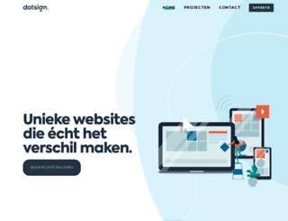 dotsign.com screenshot