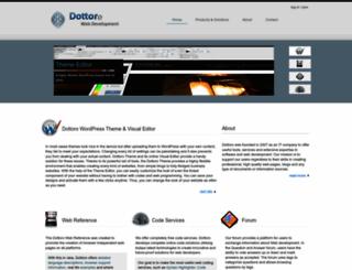 dottoro.com screenshot