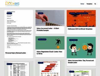 dotxes.com screenshot