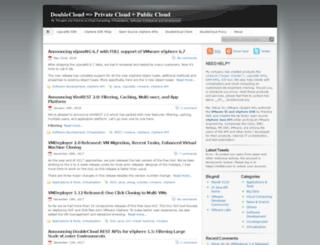 doublecloud.org screenshot