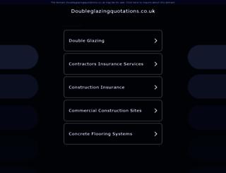 doubleglazingquotations.co.uk screenshot