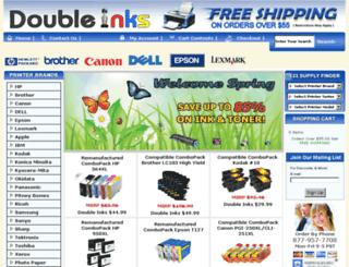 doubleinks.com screenshot