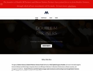 doublempartners.com screenshot