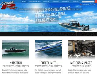 doublerperformance.com screenshot
