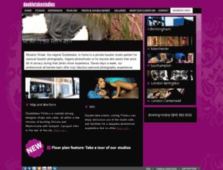 doubletake-pimlico.co.uk screenshot