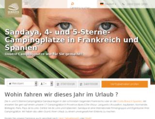 douce-quietude.de.com screenshot