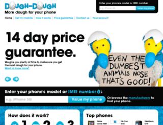 dough-dough.co.uk screenshot