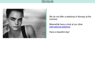 douglas.no screenshot