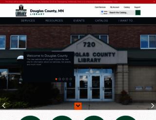 douglascountylibrary.org screenshot