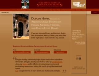dougnewby.com screenshot