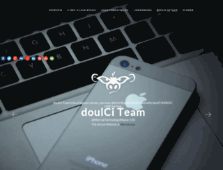 doulci.org screenshot