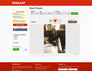 doulike.co.uk screenshot