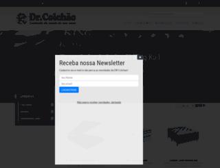 doutorcolchao.com.br screenshot