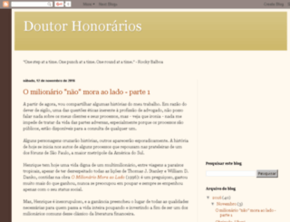 doutorhonorarios.blogspot.com.br screenshot