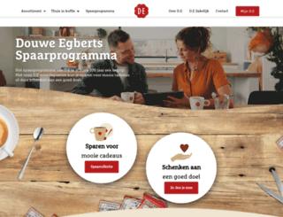 douweegbertsenmeer.nl screenshot