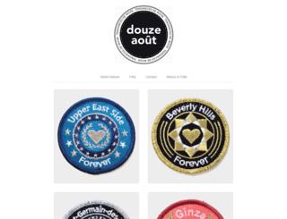 douze-aout.com screenshot