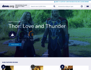 dove.org screenshot