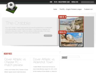 dover-athletic.co.uk screenshot