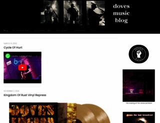 dovesmusicblog.com screenshot