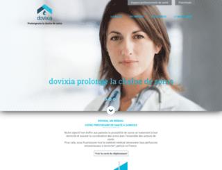 dovixia.com screenshot