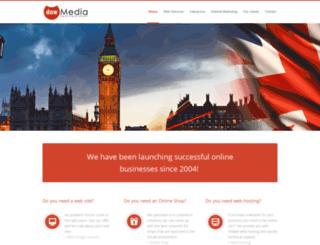 dow-media.co.uk screenshot