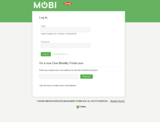 dow.thefutureis.mobi screenshot