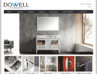 dowell-inc.com screenshot