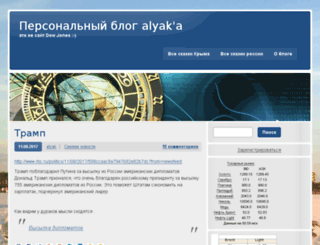 dowjones.com.ua screenshot