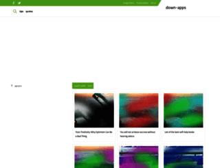 down-apps.com screenshot