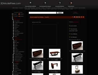 down.3dmodelfree.com screenshot