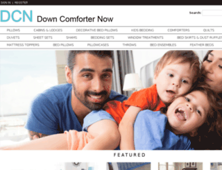 downcomforternow.com screenshot