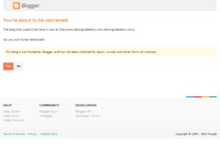downgradediary.blogspot.com screenshot