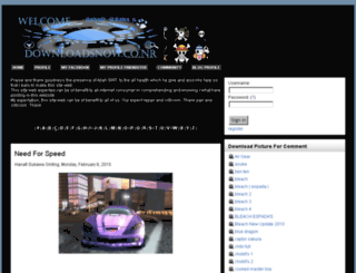 download-1001.blogspot.com screenshot