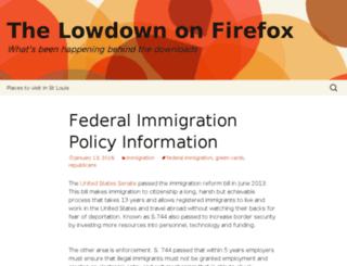 download-firefox.org screenshot