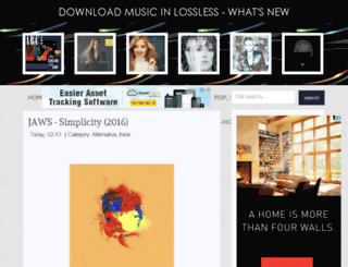 download-flac.com screenshot