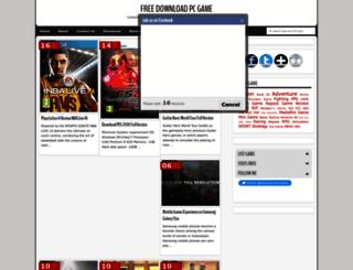 download-gamepc.blogspot.com screenshot