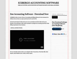download-icebergo.blogspot.com screenshot