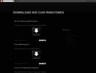 download-kid-cudi-ringtones.blogspot.fi screenshot