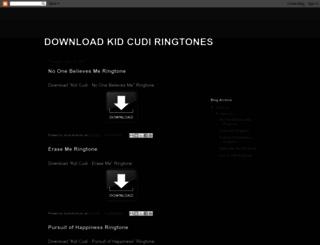download-kid-cudi-ringtones.blogspot.pt screenshot